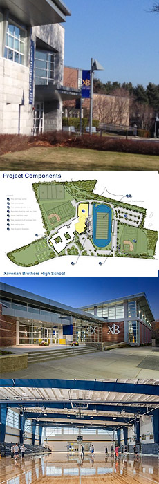 Xaverian Brothers High School Athletic & Wellness Center